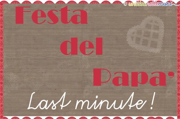 Festa Del Papà Raccolta Di Lavoretti Creativi Per Bambini