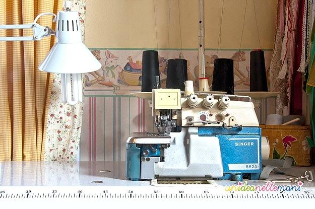 taglia e cuci singer, tagliacuci, tagliacuci singer, singer modello 862, macchina tagliacuci, tagliacuci usate,