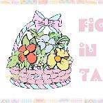 Decorare la tavola di Pasqua con i fiori spontanei