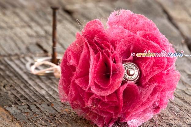 Amato Idea regalo Festa della Mamma: portachiavi fai da te MA04
