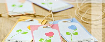6 Gift Tags da stampare per la Festa della Mamma