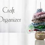 Craft Organizer: come tenere in ordine i lavori a maglia