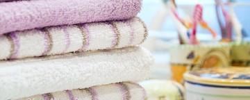 Tanti modi per Riciclare e Riusare Vecchi Asciugamani