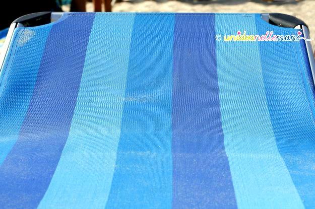 lettino mate, lettino spiaggia,