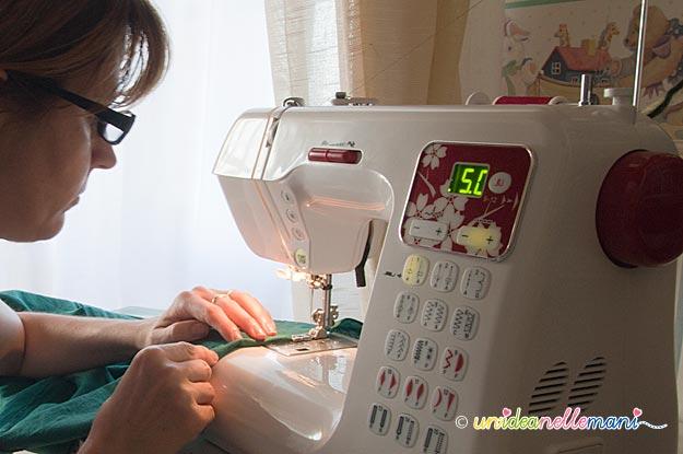 macchina da cucire, janome dc4030, cucito, janome,
