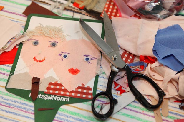 festa dei nonni, lavoretti bambini, regali festa nonni, idee festa nonni,
