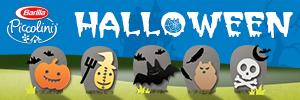 idee halloween, lavoretti halloween, halloween i piccolini,
