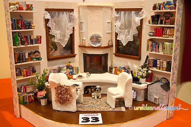 miniature, miniature a tre pareti, arredamenti in miniatura, miniature doll, miniature in scala,