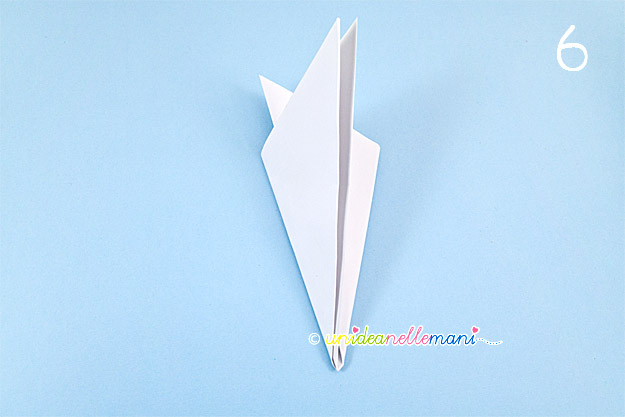Fiocchi Di Neve Di Carta Facili : Tutorial per creare fiocchi di neve di carta