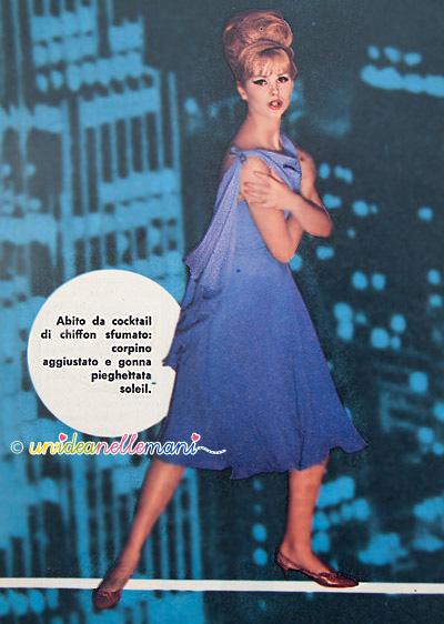 abiti anni 60, moda anni 60, abiti vintage, vestiti da sera, vestiti capodanno, abiti da ballo, abito con scollatura,