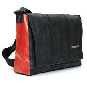 borsa porta laptop, borsa da uomo, borsa uomo artigianale, borsa camere d'aria, borsa gomma,