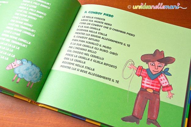 libro per bambini, filastrocche, canzoncine, ninna nanne, libro illustrato per bambini,