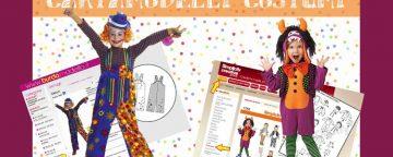 Cartamodelli per Costumi di Carnevale: dove trovarli On Line