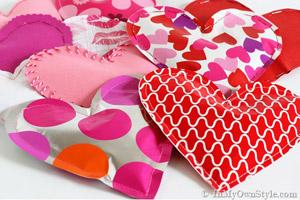 idee s.valentino fai da te, cuori di carta, regalo fai da te san valentino, regali san valentino fatti a mano, decorazioni san valentino