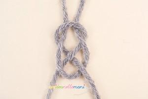 5 modi per unire i fili di due gomitoli durante un lavoro for Nodo invisibile per unire due fili di lana