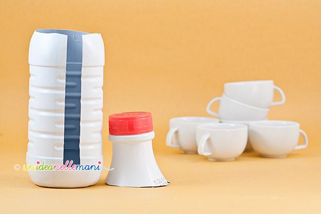 Bricolage Con Bottiglie Di Plastica.Riciclo Creativo Bottiglie Di Plastica