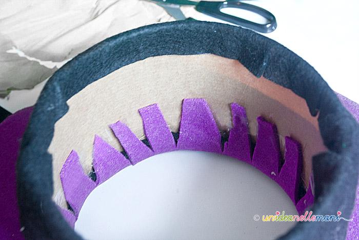 cappello compleanno, cappelli fai da te compleanno, cappelli per feste di compleanno, cappello a cilindro, cappello fai da te, cappello feltro,