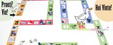 Giochi Fai Da Te per Bambini: il Gioco dell'Oca #giocaimmagi...