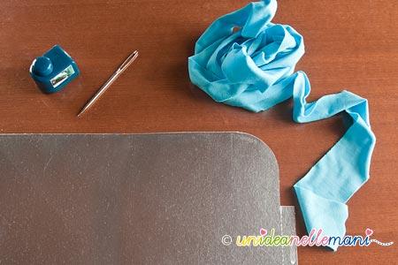 creare tovagliette americane, tovagliette americane fai da te, tovagliette americane con materiale di riciclo, tovagliette per la colazione,