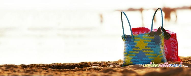 borse spiaggia
