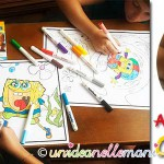 Tanti Lavoretti Colorati per Bambini #esperienzacreativa