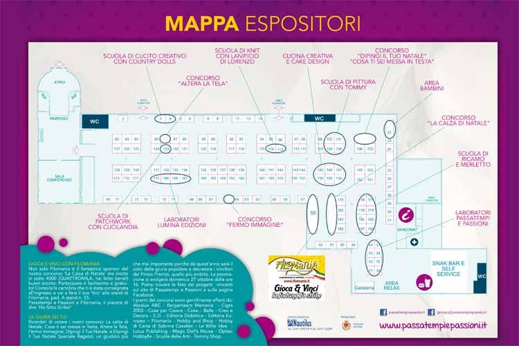 passatempie e passioni _mappa