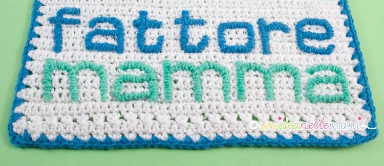 ricamare lettere, lettere da ricamare, come ricamare nomi, ricamare lettere a mano,