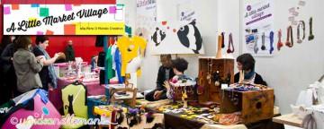 ALittleMarket Village: la novità del mercatino dentro Il Mon...