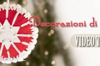 decorazioni di natale fai da te. decorazioni natalizie, decorazioni natale feltro, decorazioni natale uncinetto,