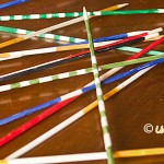 Giochi per Bambini Fatti in Casa: gli Shangai