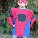 Costume da SPIDERMAN