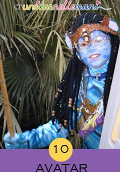 costume-da-avatar, costumi carnevale bambini, costume avatar fai da te, costumi carnevale originali, vestiti carnevale fatti in casa,