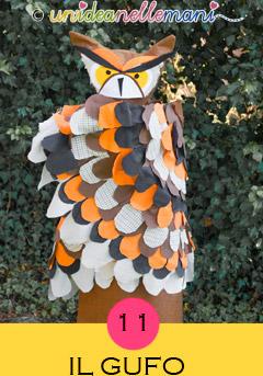 costume-da-gufo, costume uccello, costumi animali carnevale, costumi animali fai da te, costumi fai da te bambini,