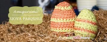 Come Rivestire le Uova di Polistirolo all'uncinetto