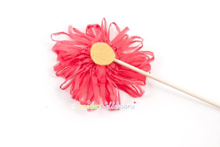 fiore uncinetto
