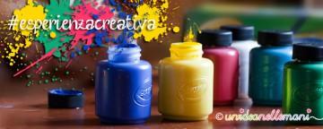 Lavoretti creativi per bambini con i colori