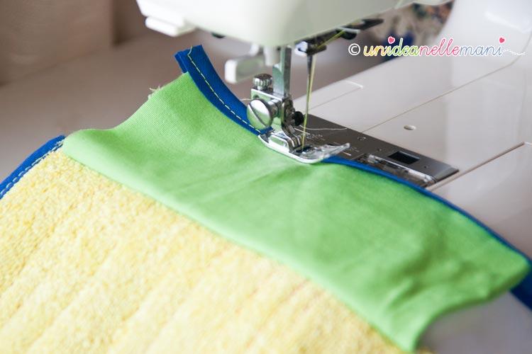 riciclo asciugamani, mocio pavimenti fai da te,