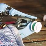 mini macchina da cucire