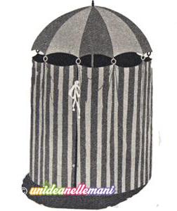 ombrellone-con-cabina-rotondo