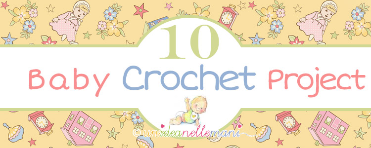 10 modelli di berretti crochet | 300x750