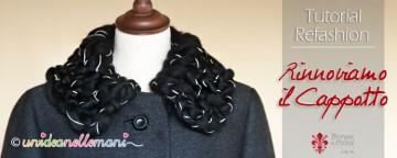modello cappotto, cappotto con collo a maglia, cappotto nero,