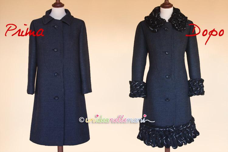 rinnovare cappotto prima e dopo
