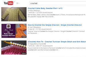 crochet---YouTube