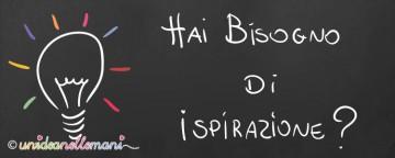 Cerchi idee creative? Ecco dove trovare ispirazione per i tu...