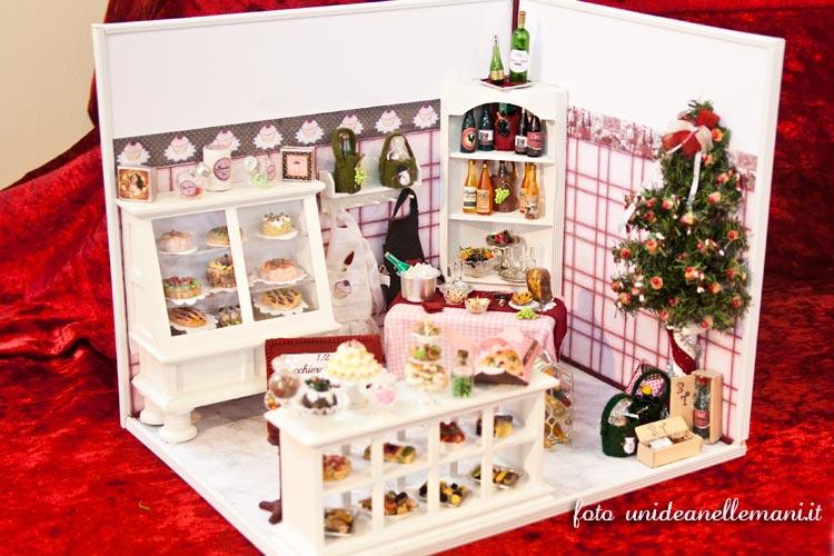 miniatura natalizia