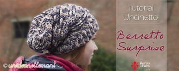 Come fare un berretto all'uncinetto per ragazzi