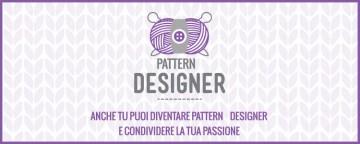 Diventa Pattern Designer e condividi la tua passione