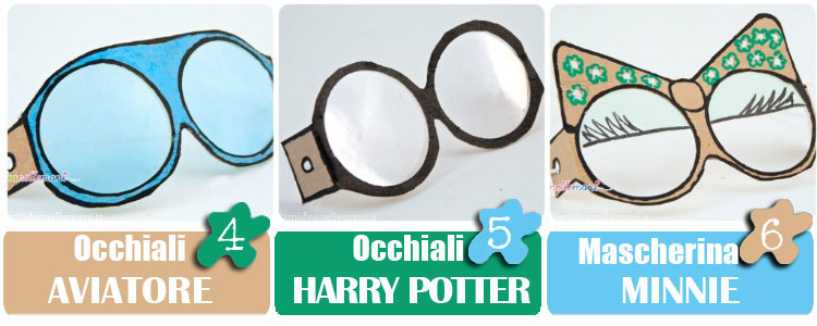 maschera-aviatore-harry-potter-minnie