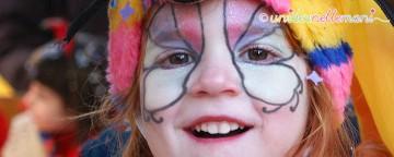 12 Lavoretti, cappelli e maschere di Carnevale fai da te