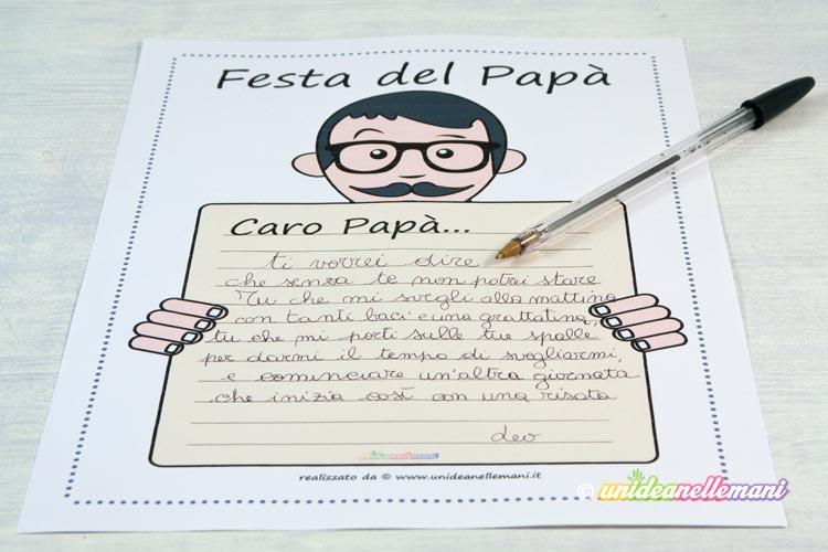 letterina-festa-del-papa-da-stampare